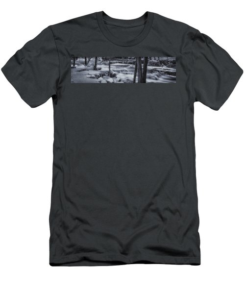 Devils River #1 Men's T-Shirt (Athletic Fit)