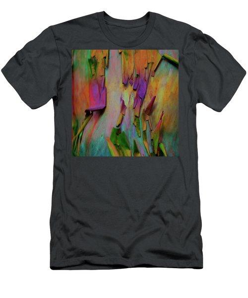 Fearlessness Men's T-Shirt (Slim Fit) by Richard Laeton