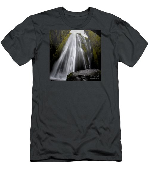 Gljufrabui Men's T-Shirt (Athletic Fit)
