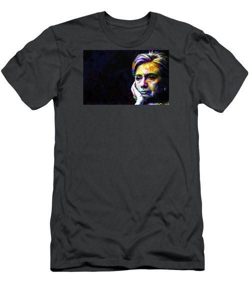 Hillary Clinton Men's T-Shirt (Athletic Fit)