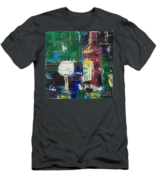 In Vino Veritas. Wine Collection 12 Men's T-Shirt (Athletic Fit)
