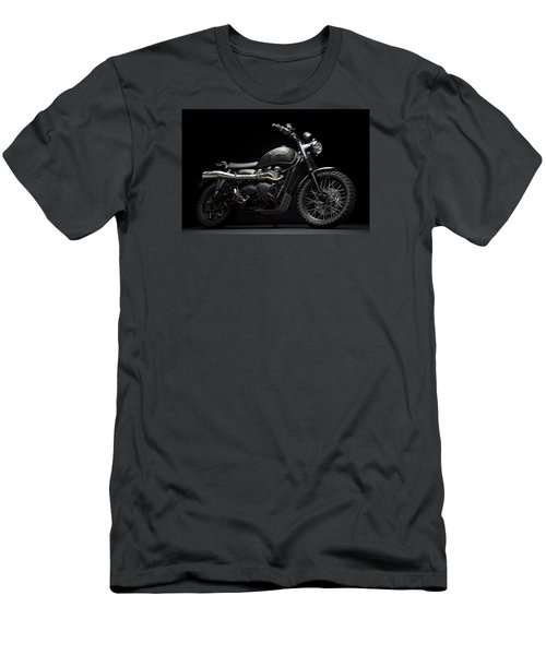 Jurassic Scrambler Men's T-Shirt (Athletic Fit)