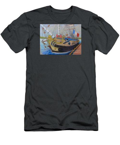 L'hermione Men's T-Shirt (Athletic Fit)