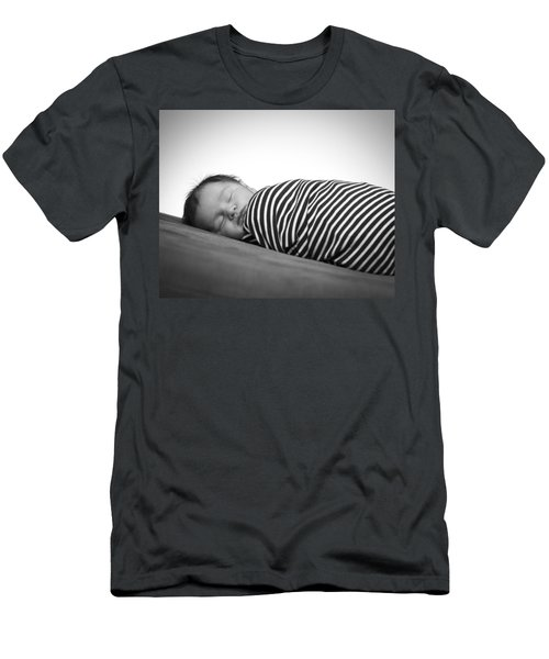 Max Men's T-Shirt (Slim Fit) by Marlo Horne