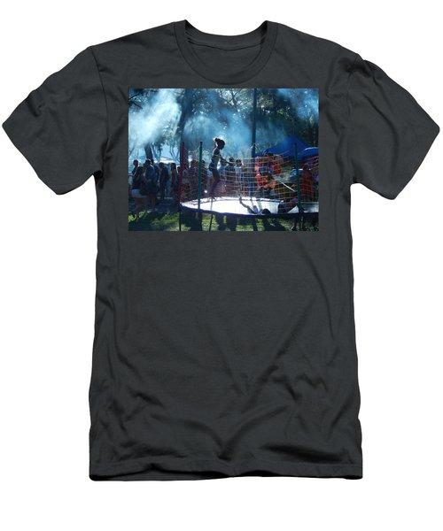 Monday Monday Men's T-Shirt (Slim Fit) by Beto Machado