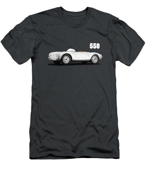 Porsche 550 Men's T-Shirt (Athletic Fit)
