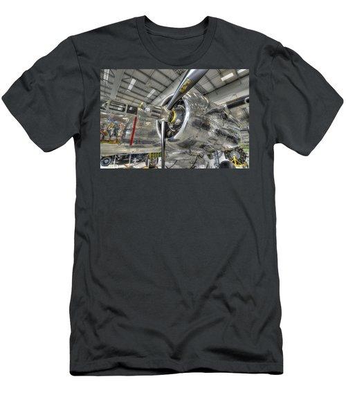 Power Men's T-Shirt (Athletic Fit)
