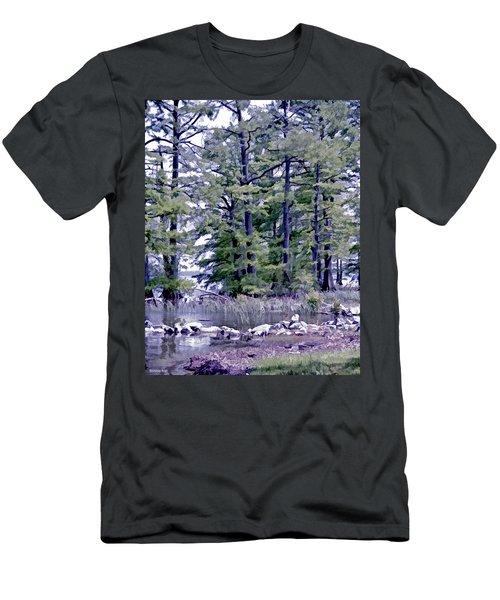 Reelfoot Lake  Men's T-Shirt (Athletic Fit)