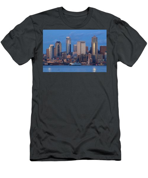 Seattle Men's T-Shirt (Athletic Fit)