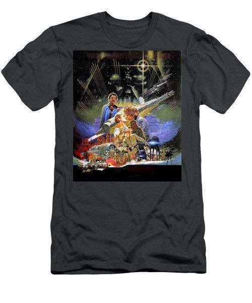 Star Wars Episode V - The Empire Strikes Back 1980 Men's T-Shirt (Athletic Fit)