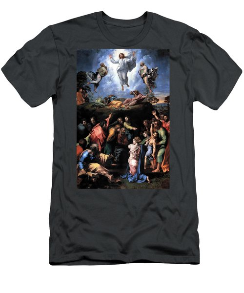 The Transfiguration Men's T-Shirt (Athletic Fit)