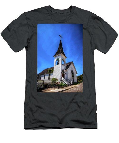 Trinity Church Men's T-Shirt (Athletic Fit)