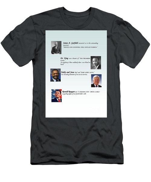 Writer, Artist, Phd. Men's T-Shirt (Slim Fit) by Dothlyn Morris Sterling