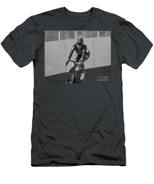 200 Meter Men's T-Shirt (Athletic Fit)