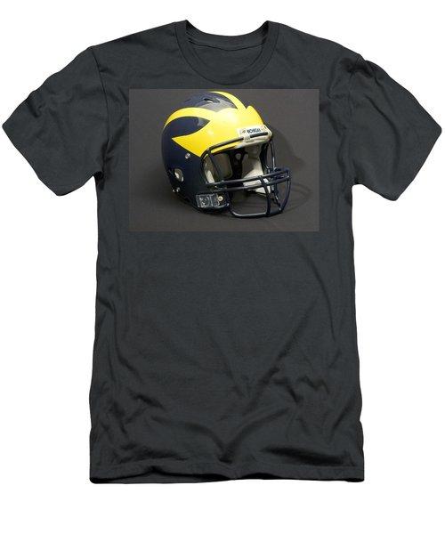 2000s Wolverine Helmet Men's T-Shirt (Athletic Fit)