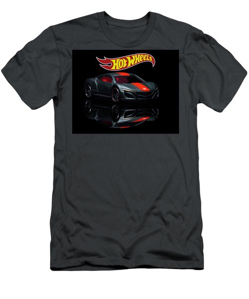 2012 Acura Nsx-2 Men's T-Shirt (Athletic Fit)