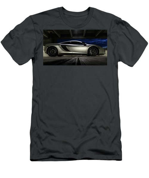 2012 Mclaren Mp4-12c Men's T-Shirt (Athletic Fit)