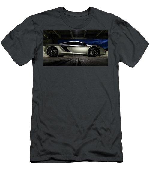 2012 Mclaren Mp4-12c Men's T-Shirt (Athletic Fit)