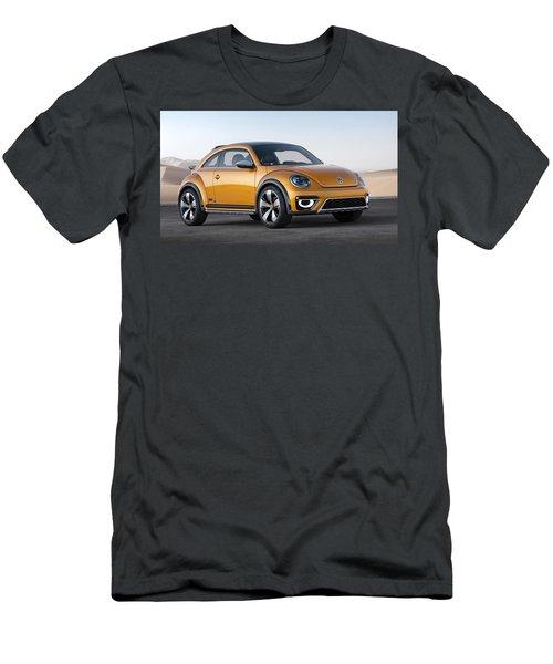 2014 Volkswagen Beetle Dune Concept Men's T-Shirt (Athletic Fit)