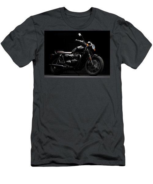 2016 Triumph Bonneville T120 Men's T-Shirt (Athletic Fit)