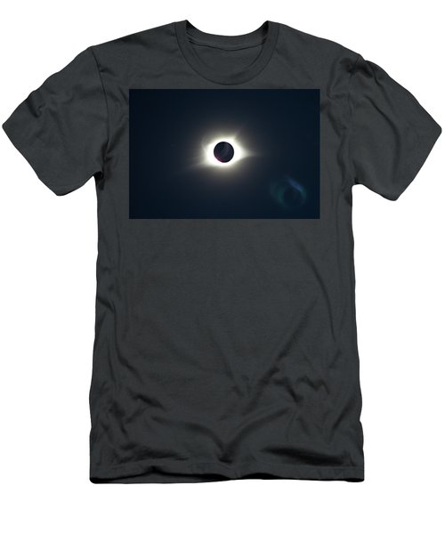 2017 Total Solar Eclipse Men's T-Shirt (Athletic Fit)