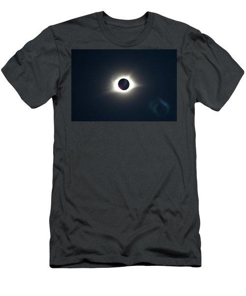 2017 Total Solar Eclipse Men's T-Shirt (Athletic Fit)