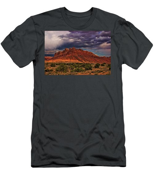 San Rafael Swell Men's T-Shirt (Athletic Fit)
