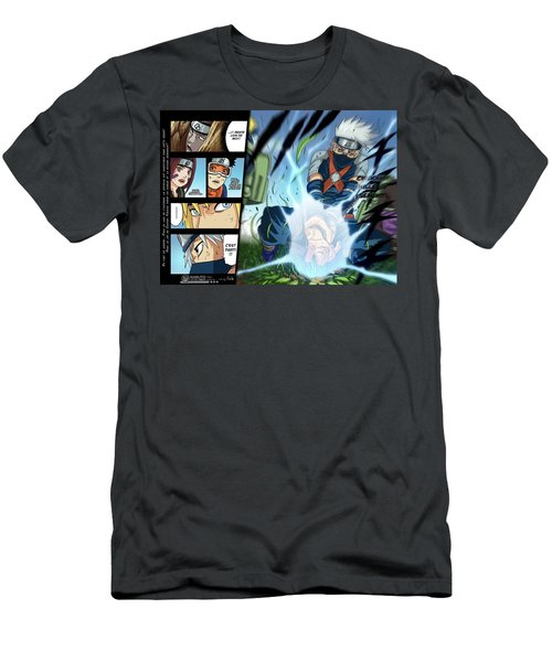 Naruto Men's T-Shirt (Athletic Fit)