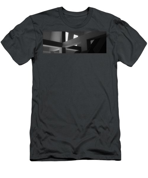 25 Shades Of Grey  Men's T-Shirt (Slim Fit) by John Glass