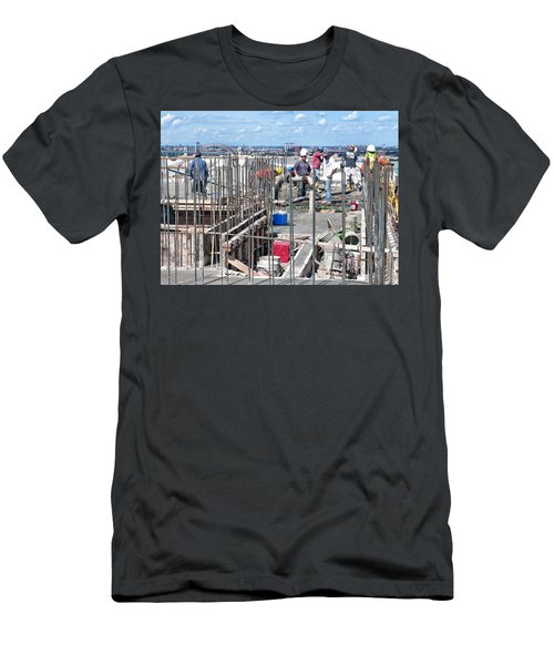 27th Street Lic 2 Men's T-Shirt (Athletic Fit)