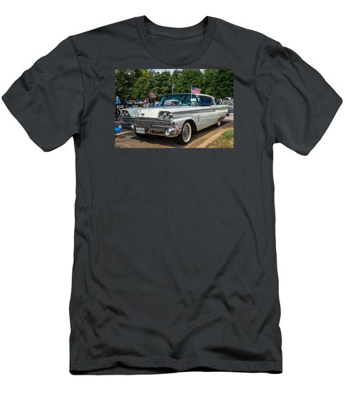 Hall County Sheriffs Office Show And Shine Car Show Men's T-Shirt (Slim Fit) by Michael Sussman