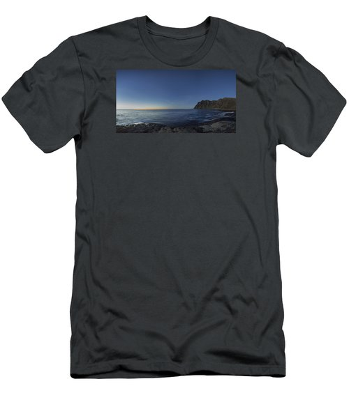 Blue Hour Men's T-Shirt (Athletic Fit)