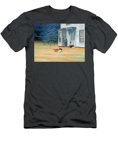 Cape Cod Evening Men's T-Shirt (Athletic Fit)