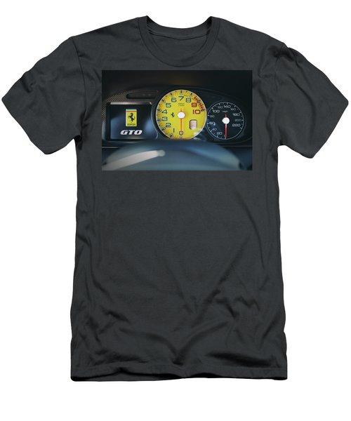 #ferrari #599gto #print Men's T-Shirt (Athletic Fit)