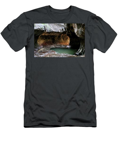 Men's T-Shirt (Athletic Fit) featuring the photograph Hope by Brandy Little