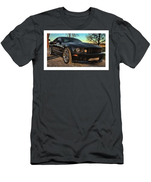 Men's T-Shirt (Slim Fit) featuring the photograph 3 by John Crothers