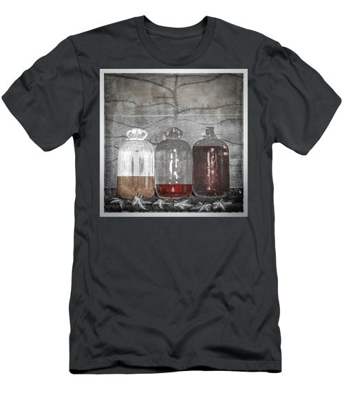 3 Jugs Men's T-Shirt (Slim Fit) by Marty Garland