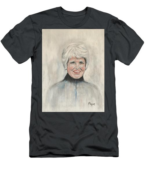 Margaret G Pope Men's T-Shirt (Athletic Fit)