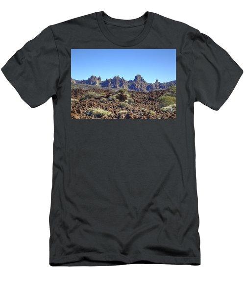 Tenerife - Mount Teide Men's T-Shirt (Athletic Fit)