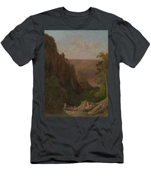 The Avon Gorge Men's T-Shirt (Athletic Fit)