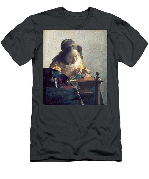 The Lacemaker Men's T-Shirt (Athletic Fit)