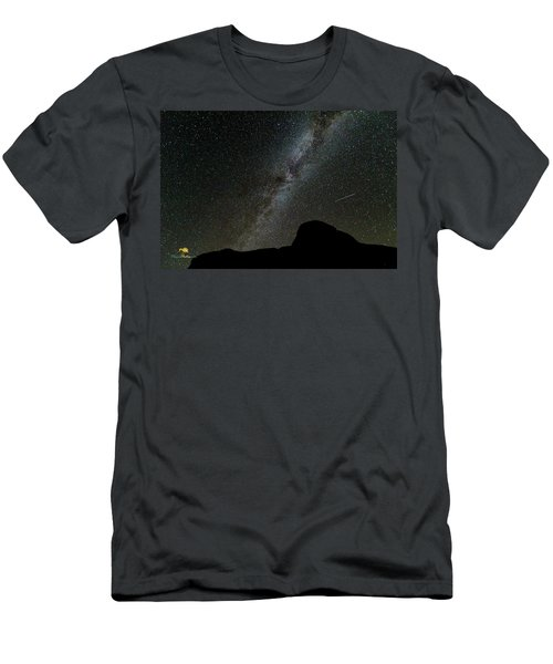 The Milky Way Men's T-Shirt (Athletic Fit)