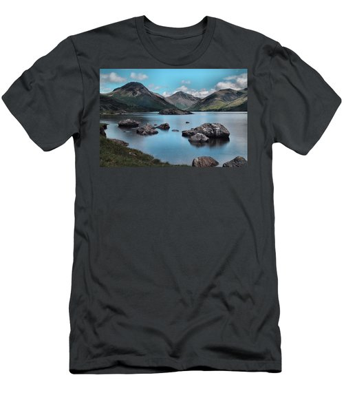 Wastwater Men's T-Shirt (Athletic Fit)