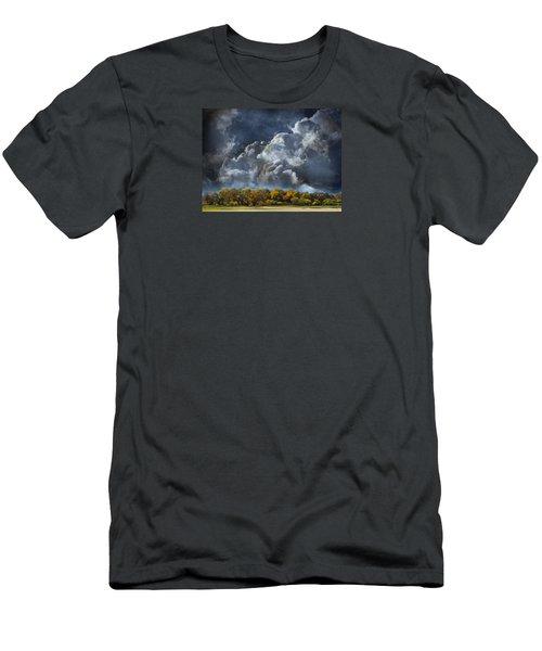 3985 Men's T-Shirt (Slim Fit) by Peter Holme III