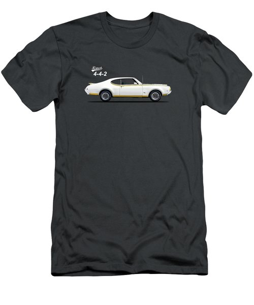 4-4-2 Hurst 1969 Men's T-Shirt (Athletic Fit)