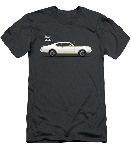 1ffd82a49 4-4-2 Hurst 1969 Men's T-Shirt (Athletic Fit)