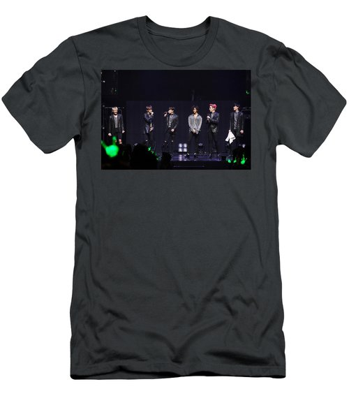 B.a.p Men's T-Shirt (Athletic Fit)
