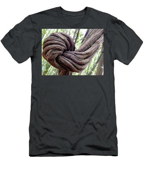 Faith Men's T-Shirt (Slim Fit) by Beto Machado