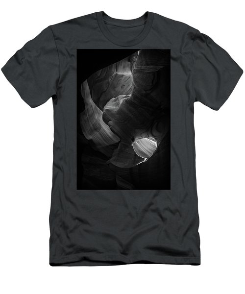 Lower Antelope Canyon Men's T-Shirt (Athletic Fit)