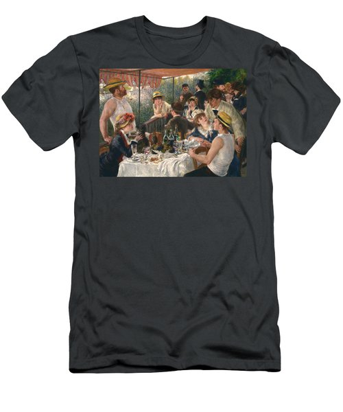 Luncheon Of The Boating Party Men's T-Shirt (Athletic Fit)